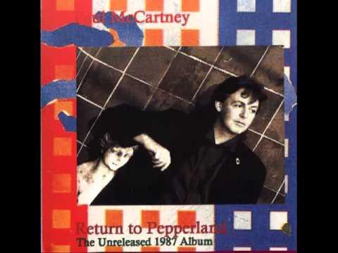 13 Return to Pepperland - Paul McCartney - Return to Pepperland: The Unreleased 1987 Album