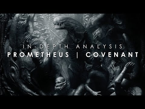Prometheus & Covenant | Building a Mythos of Savage Creation en streaming