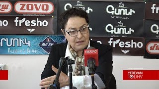 Իշխանությունները ճնշում են գործադրում դատական իշխանության վրա. Լարիսա Ալավերդյան
