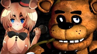 Freddy Plays Five Nights In Anime