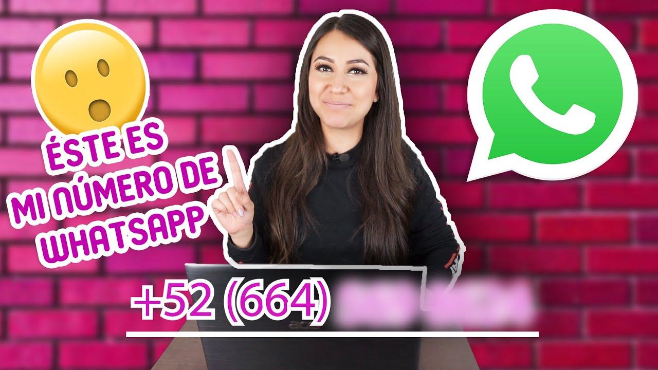 ¿Quieres aparecer en mi siguiente video? Éste es mi número de WhatsApp l  Dra. Pau Zúñiga