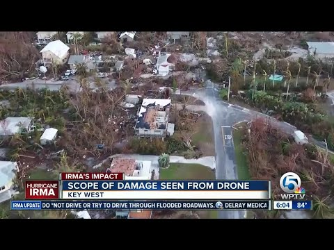 Florida Keys 'unrecognizable' after Hurricane Irma