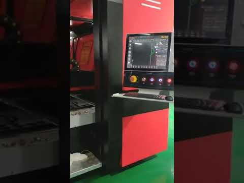 F6020HDE cortando 30,00mm em Aço Carbono - Baisheng Laser Tecnologia Fibra Óptica ⚡️
