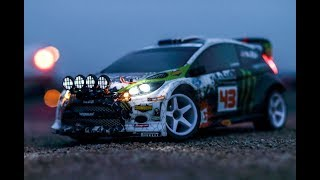 RC Edition 1:8  Ken Blocks- Ultimate Construction Area  - like Dude perfect