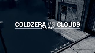 CS Summit: Coldzera vs Cloud 9