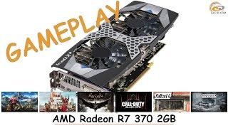 AMD Radeon R7 370 2GB: gameplay в 15 популярных играх