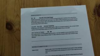 5 big CV mistakes