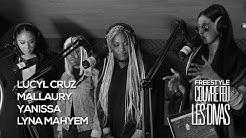 Les Divas (Lyna Mahyem, Yanissa, Lucyl Cruz, Mallaury) - Freestyle dans Couvre Feu sur OKLM Radio