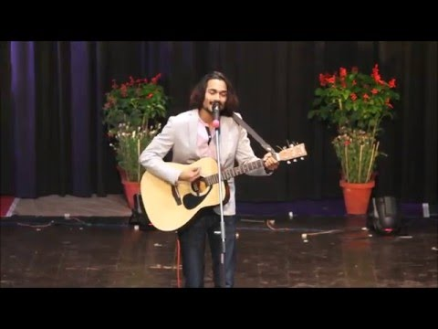 Bhuvan Bam At Equinox 2016  The Talented Indian Exclusive