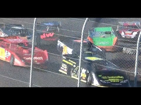 Super Late Model-Heats & Dash @ Willamette Speedway 2018