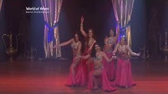 World of Orient 19- Desert Roses Mejance - Dance group Verahzad