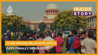 Is the fate of a religious site in India finally resolved? I Inside Story