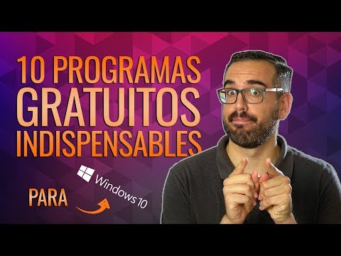 10 programas GRATUITOS e INDISPENSABLES para Windows