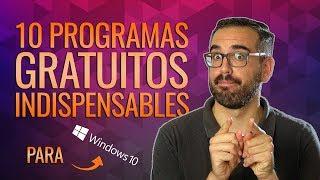 Download 10 programas GRATUITOS e INDISPENSABLES para Windows Mp3 and Videos