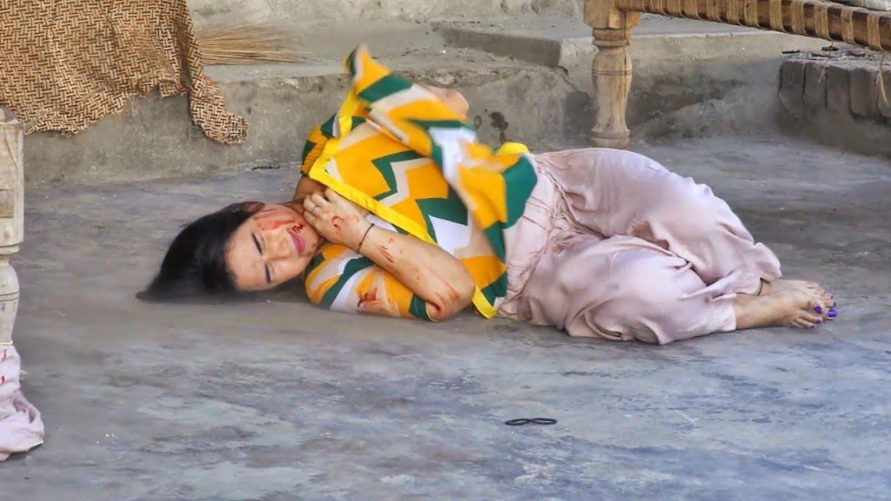 Zarka Khan Brilliant Acting Scene Film Making