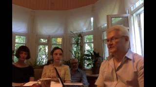 Стихи an sich: Алеша Прокопьев и Александр Беляев. 23.07.2016