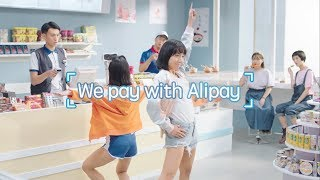 Alipay with May J Lee and Tina boo & Minyoung Park! Learn from inst...