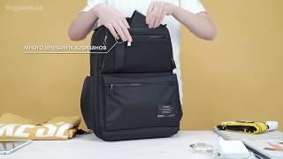 Обзор городского рюкзака Samso…