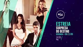 Surpresa do Destino - Segunda Chamada de Estreia na Boom TV