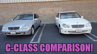 2001-07 Mercedes-Benz C-Class (C240) Comparison | Imeo Talks Cars