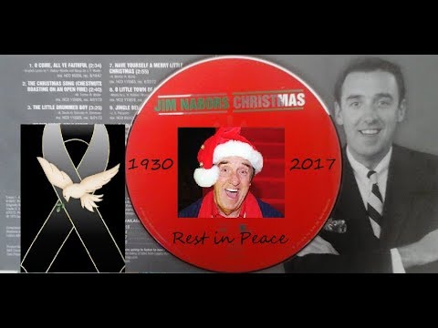 """JIM NABORS CHRISTMAS  """"""""REST IN PEACE 1930 - 2017"""""""""""