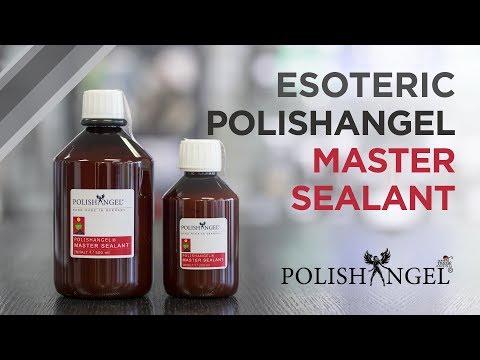 POLISHANGEL Master Sealant Review - ESOTERIC Car Care!