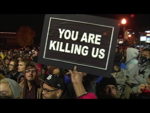Will Ferguson violence be catalyst for change?