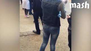 Больница в Керчи после теракта