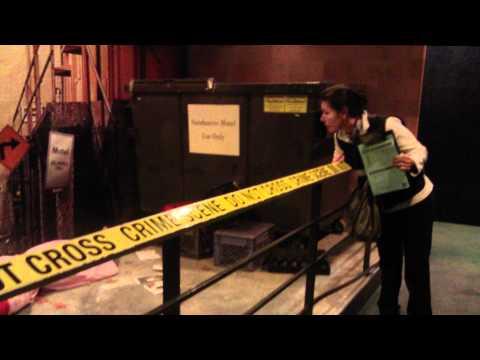 Our Next Adventure - CSI Experience in Las Vegas - December 2011