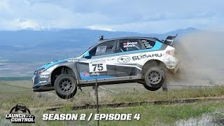 Launch Control: Higgins and Pastrana duel at the Oregon Trail Rally -- Episode 2.4