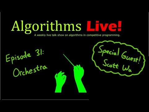 Episode 31 - Orchestra w/ Scott Wu