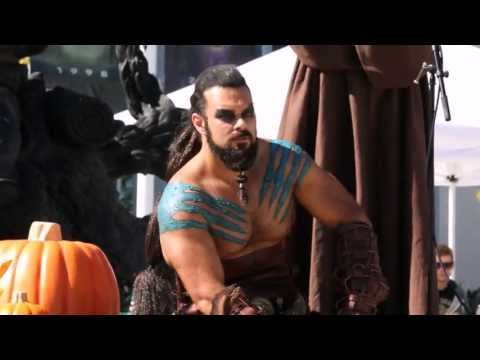 Real-Life Khal Drogo Looks even More Awesome than the TV Series Character
