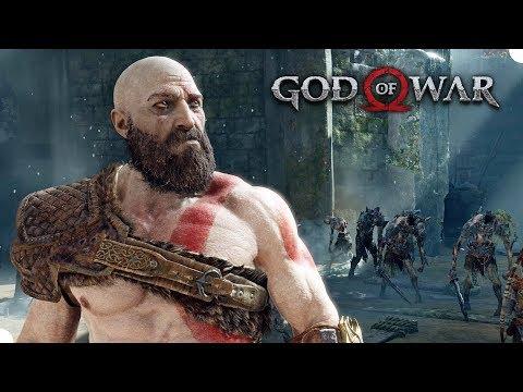 GOD OF WAR #2 - Sombras do Passado! (PS4 Pro Gameplay em Português PT BR)