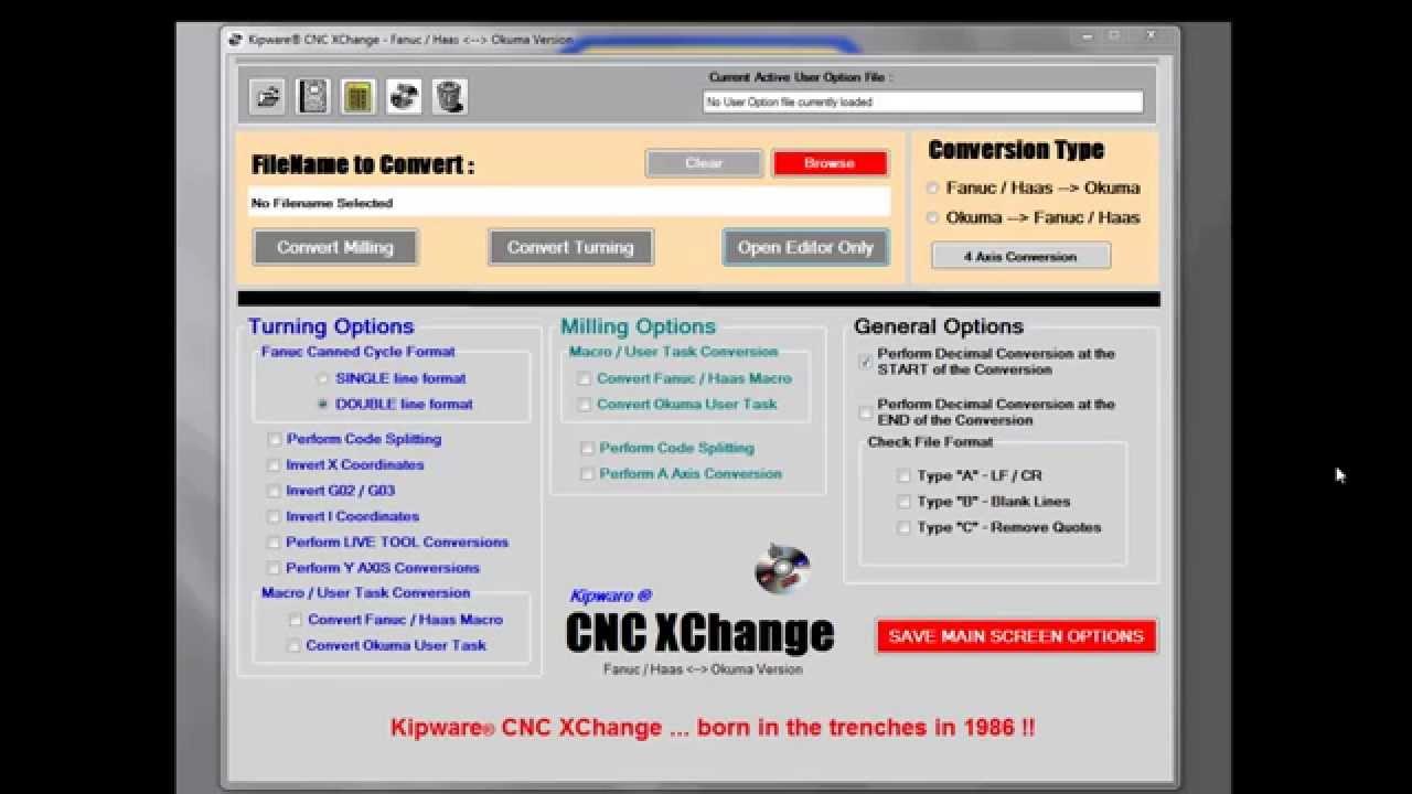Fanuc / Okuma CNC XChange Overview
