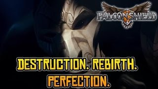 Repeat youtube video Destruction. Rebirth. Perfection. feat. Coky RICCIOLINO (League of Legends song - Jhin)