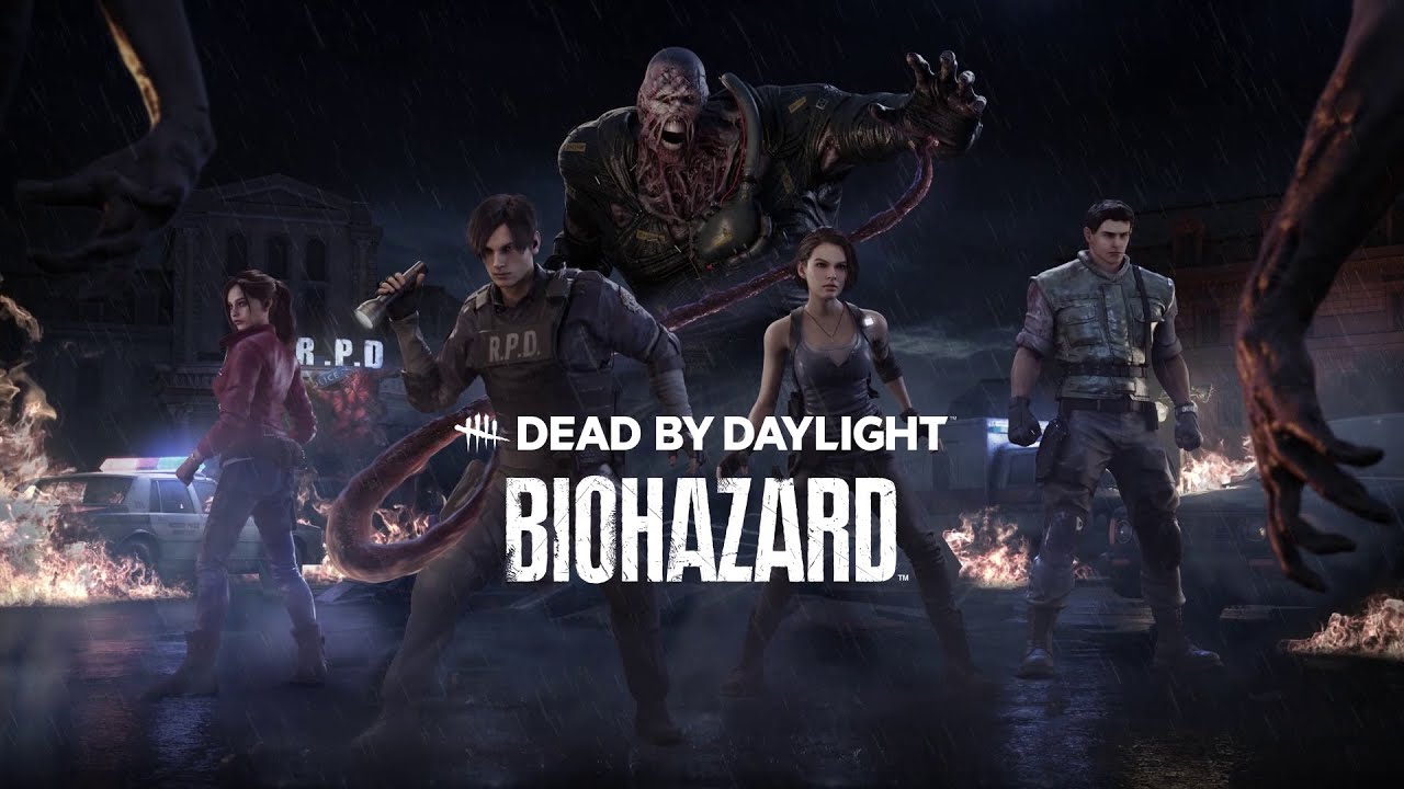 「Dead by Daylight」×「バイオハザード」オフィシャルトレイラー フルバージョン
