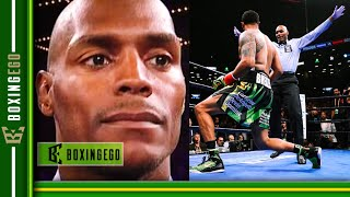 BRUH!!!! DOMINIC BREAZEALE SAID DEONTAY WILDER KNOCKOUT SHOULDN'T HAVE BEEN STOPPED THEN