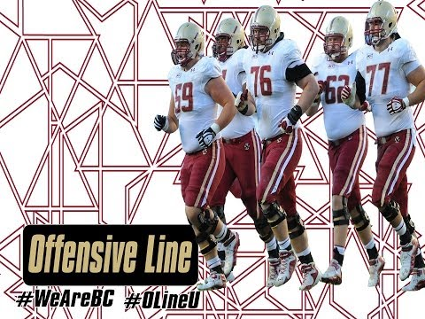 2013 Boston College - Offensive Linemen