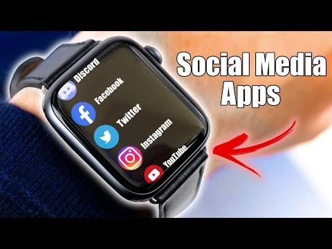 Best Client Apple Watch Apps For Social Media!