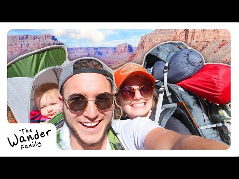 AMAZING HAVASUPAI FAMILY TRIP w/ BABY!!! *Havasu Falls Guide*
