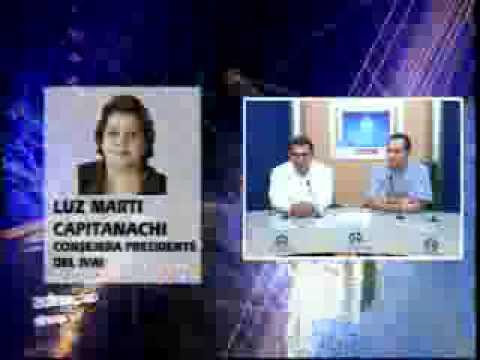 Luz Marti Capitanachi Presidenta Consejera Parte 2