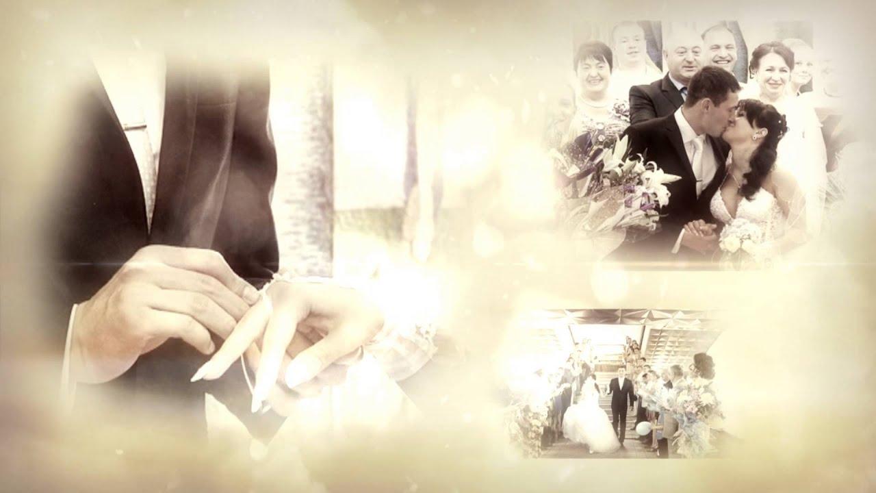 Презентация из фотографий на свадьбу в воронеже