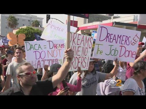 LA County Supervisors Consider Travel Ban Over DACA
