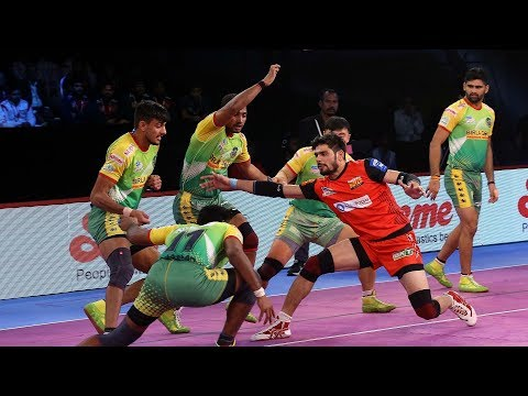 Pro Kabaddi 2018 Highlights | Bengaluru Bulls vs Patna Pirates | Hindi