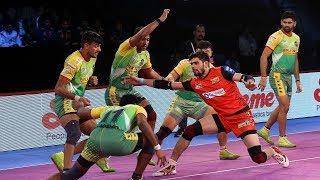 Pro Kabaddi 2018 Highlights | Bengaluru Bulls vs Patna Pirates | Hindi