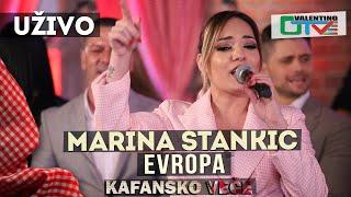 MARINA STANKIC - EVROPA   2021   UZIVO   OTV VALENTINO