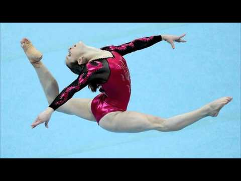 Gymnastic floor music- Esclala- Requiem for a tower