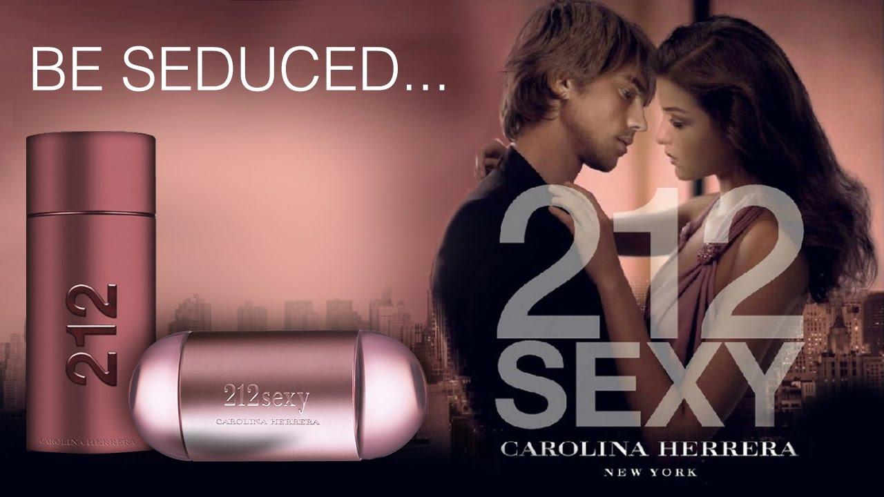 Perfume 212 SEXY - Carolina Herrera | www.DuranDeals.com.br - YouTube
