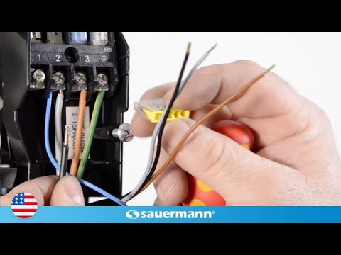 Sauermann Wiring Mini Pumps Split Usa Youtube