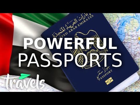 Top 10 Increasingly Powerful Passports of the Past Decade   MojoTravels